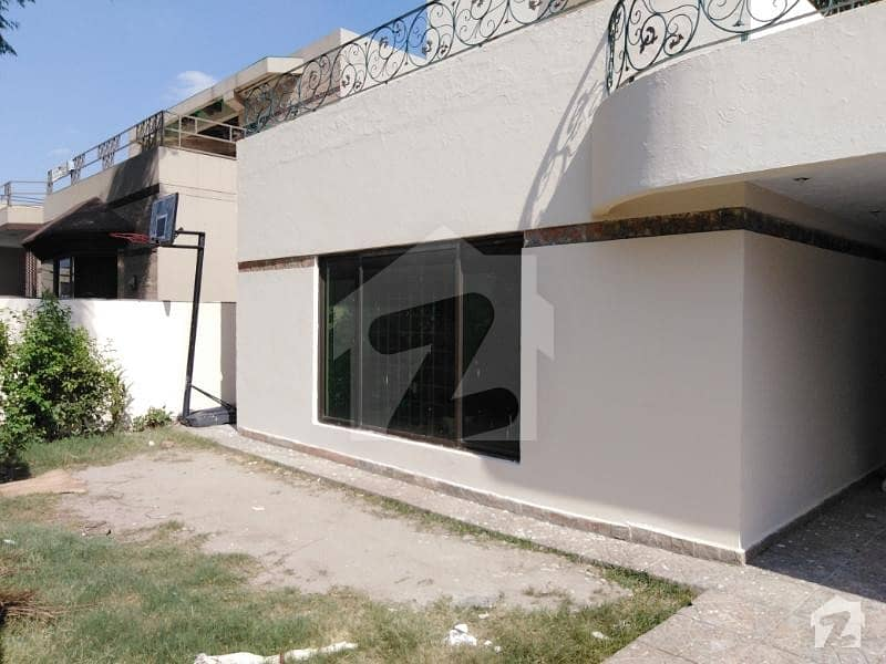 One Kanal Lower Portion Available For Rent