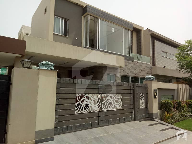 10 Marla Luxury Bungalow For Sale In State Life Housing Society  Double Unit