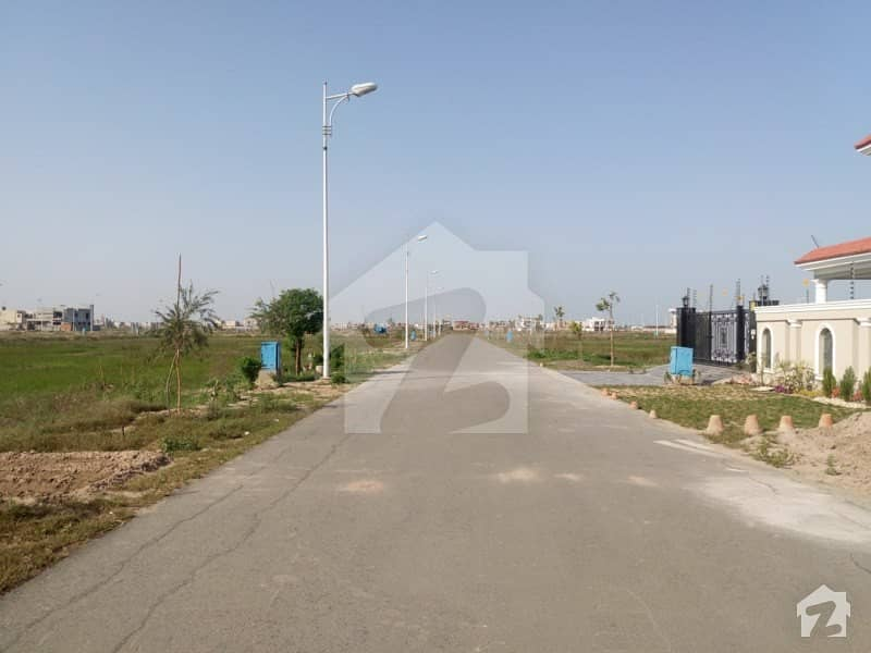 Pair Plot No 415+416 For Sale In DHA Phase 7 Block S