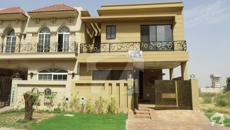 5 Marla Brand New Bungalow For Sale In D Block Of Dha Phase 6