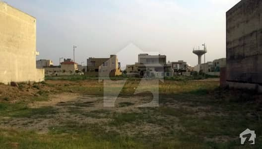 10 Marla Residential Plot For Sale In Dha Phase 6