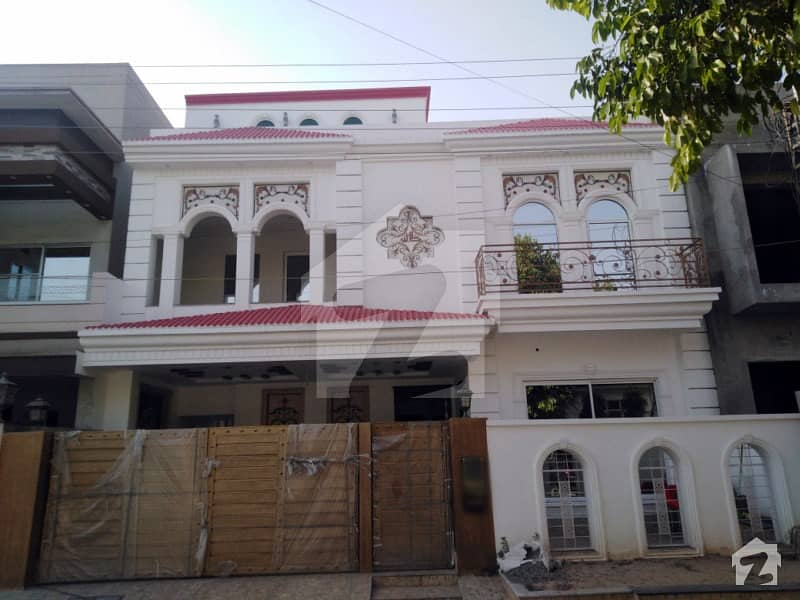10 Marla Brand New House For Sale in Faisal Town Block B