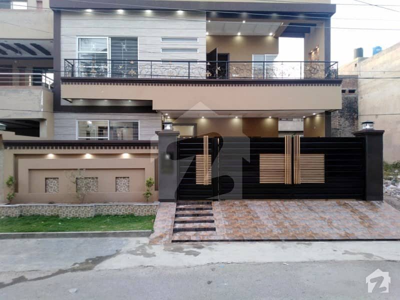10 Marla House For Sale In A3 Block Of Punjab Govt Employee Cooperative Society Phase 1