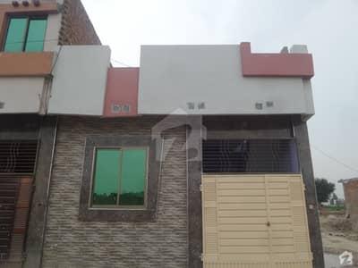 Single Storey Beautiful House For Sale At Raza Block Okara