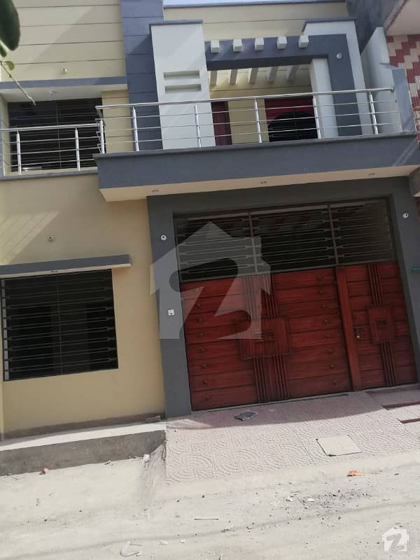 5 Marla Brand New Double Storey House For Sale At Approachable Location