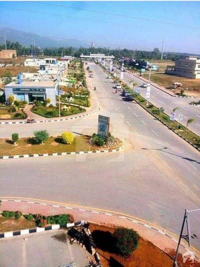 7 Marla Plot For Sale In Block E MPCHS B17 Islamabad