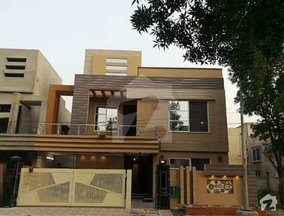 Superb Alleviation Brand New 10 Marla House In Jasmine Block Picture Attached