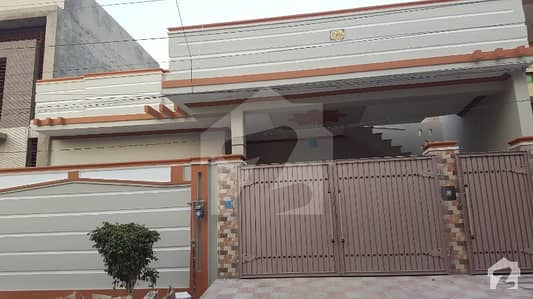 10 Marla Well Located & Nicely Maintained House For Sale