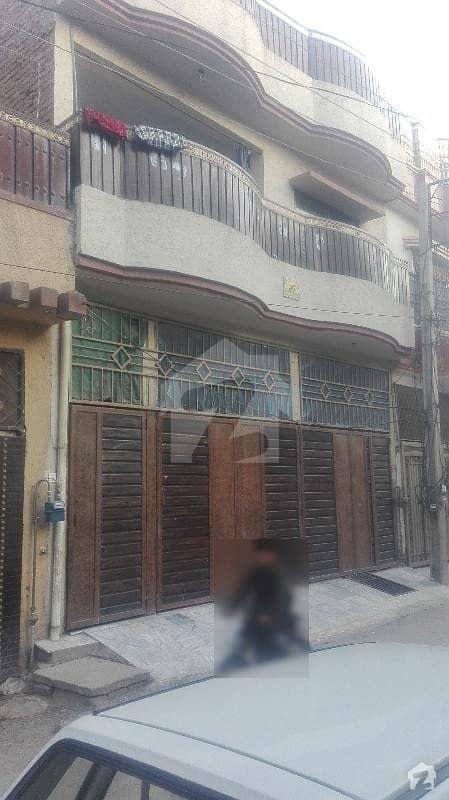 5 Marla Full Basement House In Al Haram  Model Town Ring Road Peshawar