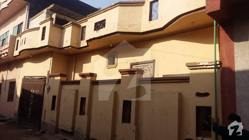 3.5 Marla Single Storey House For Sale