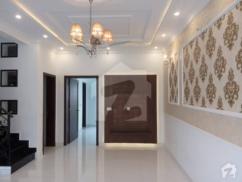 5 Marla Slightly Used Villa For Sale In State Life Society Phase 1