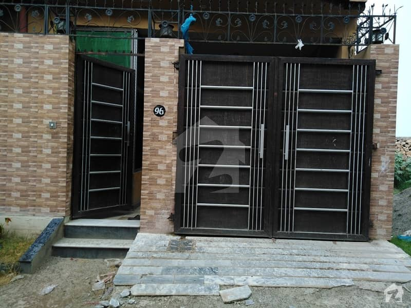 Good Location House For Sale In Officers Garden Colony