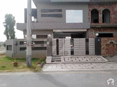 10 Marla Cornar House For Sale In A Block Of Central Park Housing Scheme