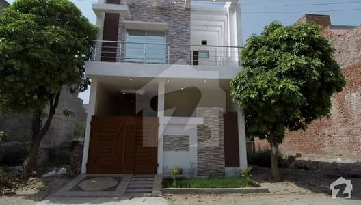 4 Marla Brand New House For Sale In Lahore Medical Housing Society