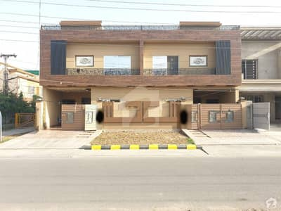 5 Marla 65 Feet Road Very Hot Location Near Park Market And Mosque Solid Construction