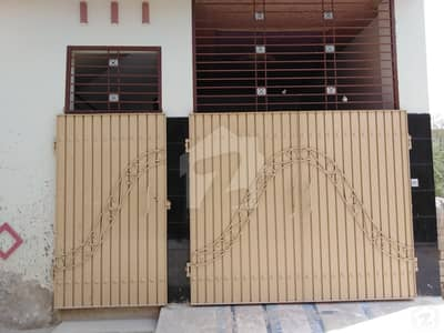 3. 25 Marla Double Storey House For Sale