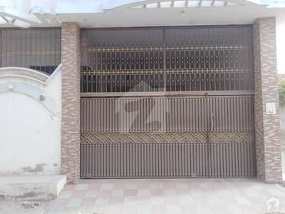 6 Marla Corner Single Storey House For Sale