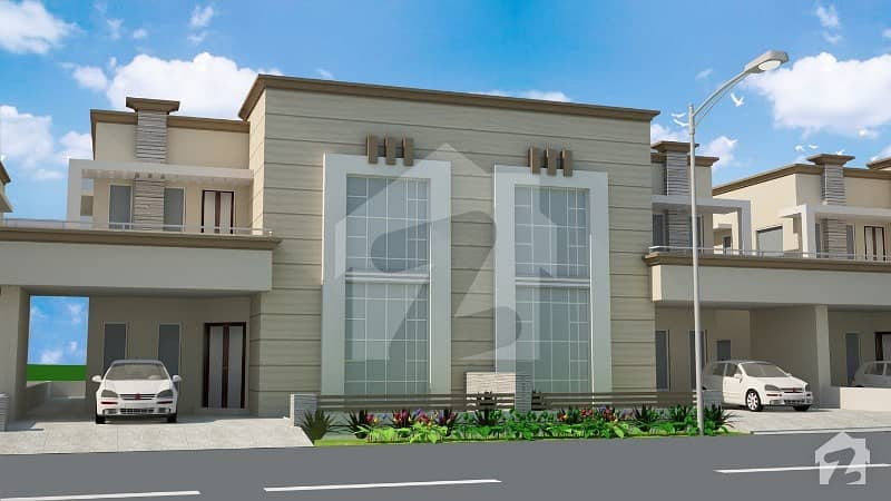 5 Marla House Is Available For Sale In Capital Smart City