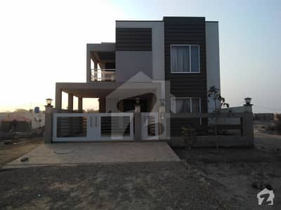 Double Storey House# 3 Is Available For Sale