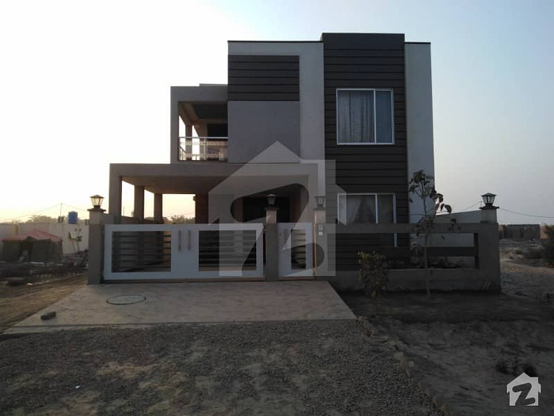 Double Storey House# 4 Is Available For Sale