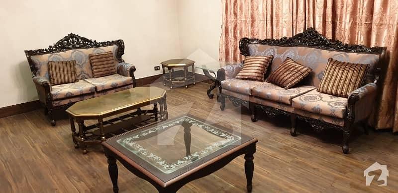 Fully Furnished 24 Marla Lavish Lower Portion For Rent