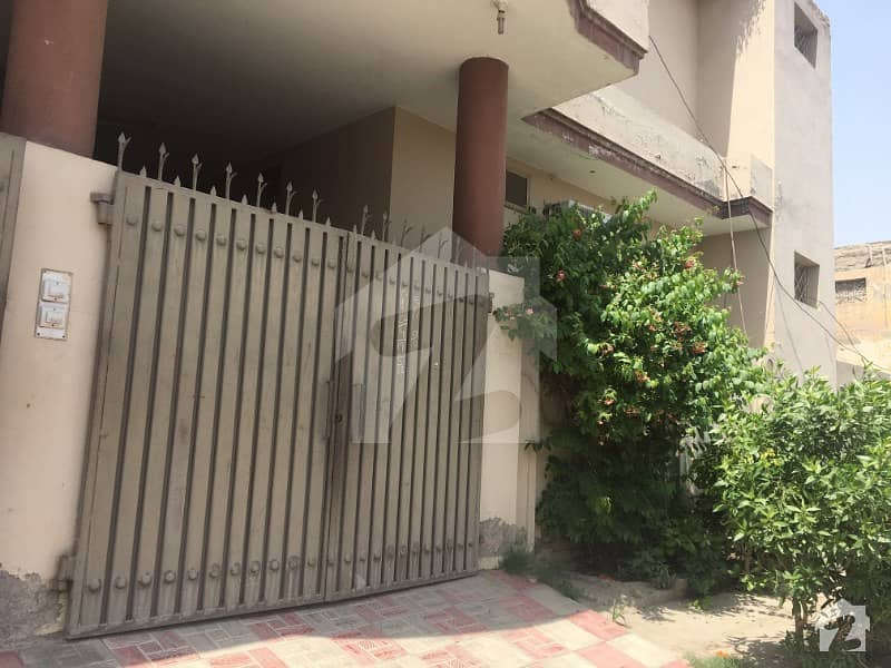 A Beautiful Modern 5.8 Marla Double Unit House For Sale