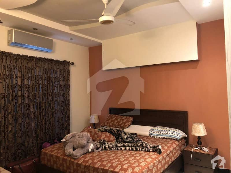 Lg Offer Superb  06 Marla Outclass Brand Slightly Used Bungalow For Sale Near To Packages Mall And Park