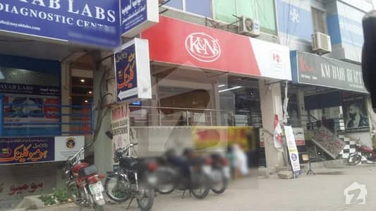 11x65 Sq Feet Pair Commercial Shop For Sale In G-11 Markaz