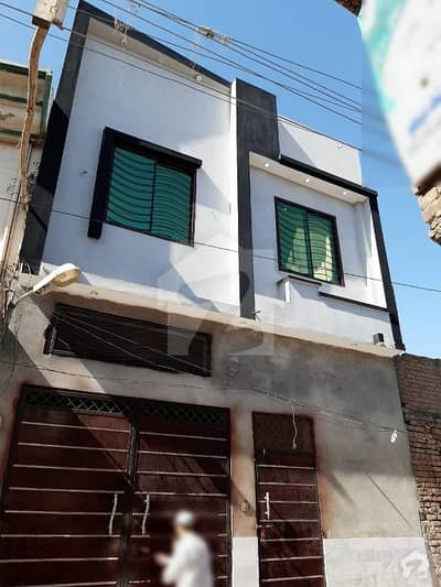 Brand New 4 Marla House For Sale In Yusufabad