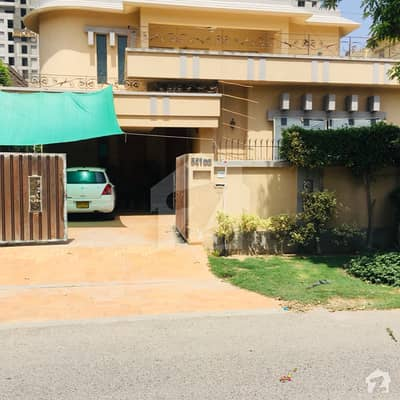 Dha phase 4 1 kanal  house facing park For Rent