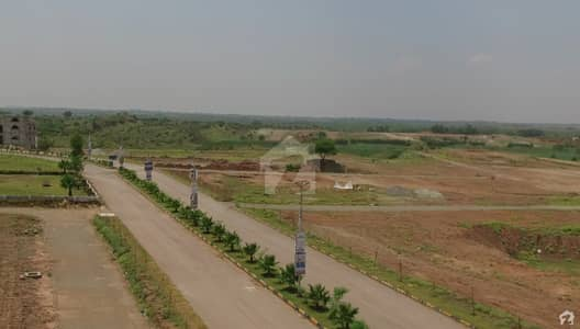 Corner Commercial Plot available on ideal location