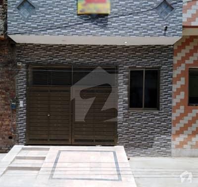 5 Marla Double Storey House For Sale In Ahmednagar Butt Chowk Township