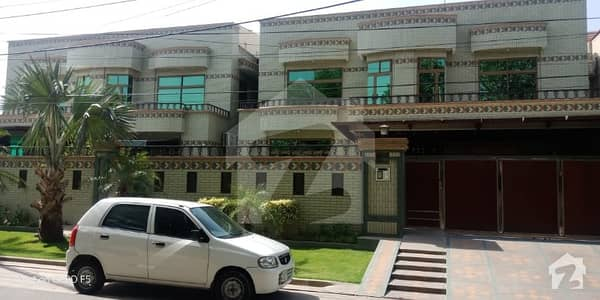 2 Kanal Used House Is Available For Sale On Hot Location