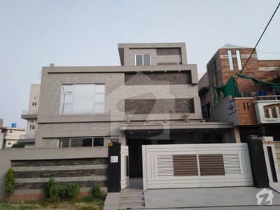 10 Marla House For Sale In B Block Of Pak Arab Society Phase 1