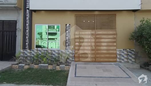 5 Marla Brand New House For Sale In B Block Of Al Rehman Garden Phase 4