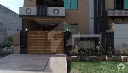 6 Marla Brand New House For Sale In C Block Of Al Rehman Garden Phase 4