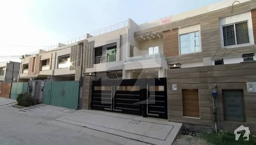 10 Marla Brand New House For Sale In Khuda Bux Colony