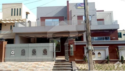 1 Kanal Brand New House For Sale In B Block Of Valencia Housing Society
