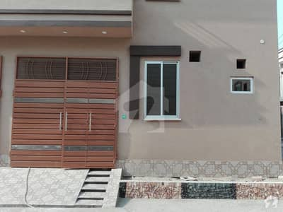 Brand New House Available On 80 Feet Road