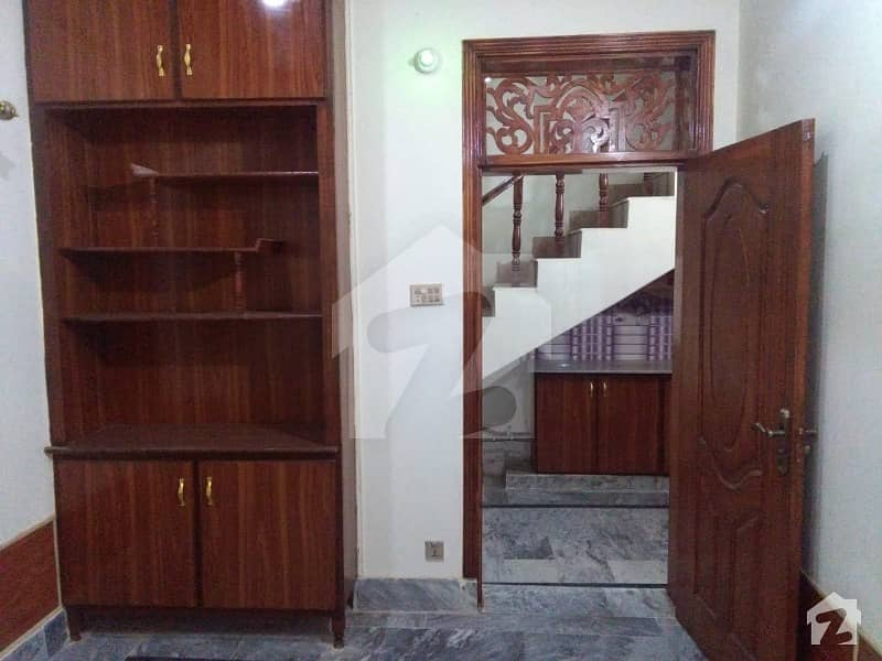 2 Marla Single Storey House Is Available For Sale