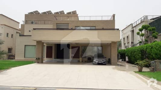 2 Kanal fully furnished house with basement available for Rent in Defence Raya