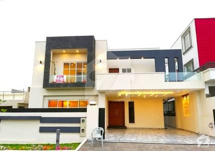 بحریہ ٹاؤن اسلام آباد میں 5 کمروں کا 1 کنال مکان 4.5 کروڑ میں برائے فروخت۔