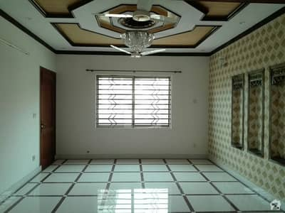 Single Storey House Is Available For Rent With Basement
