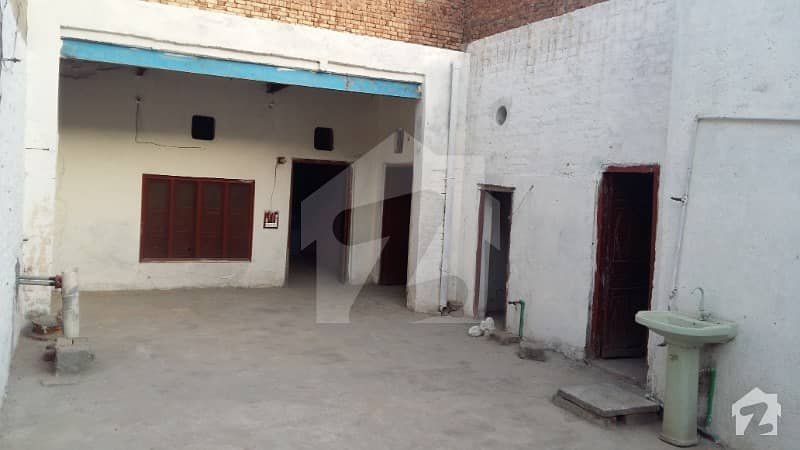 5 Marla Main Road House With The Most Reasonable Rent Faisalabad