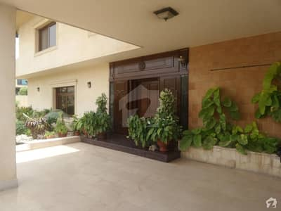 100% Owner Build Well Maintained Bungalow For Sale At Very Prime Location Of DHA Phase 2