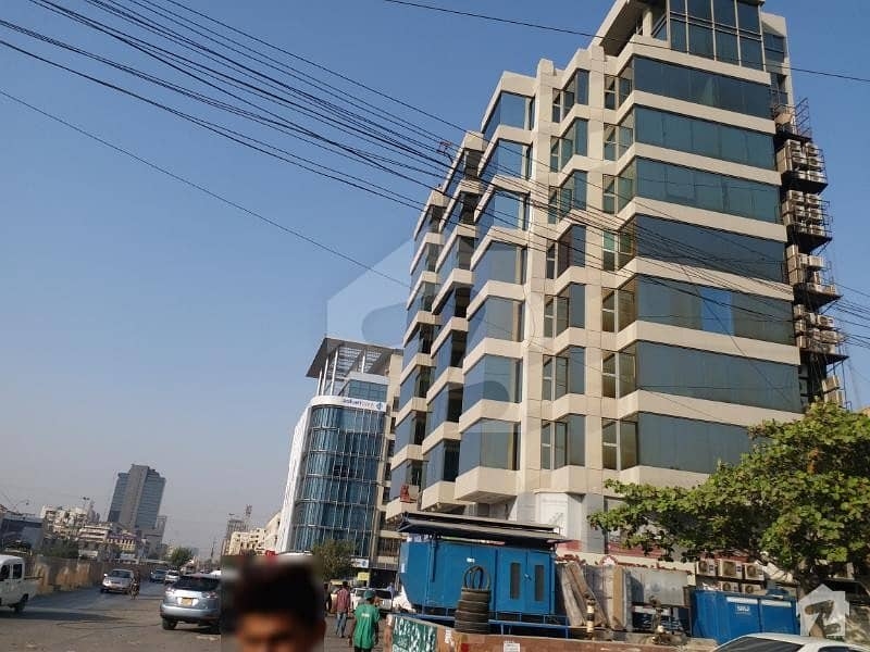 2400 Sq Ft Office Space On Main  Khaliq Uz Zaman Road Clifton Karachi