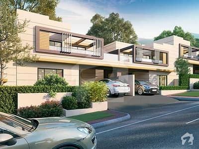 5 Marla Villas Available For Sale On Easy Installments In Capital Smart City Islamabad