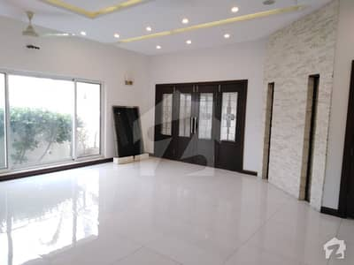Lower Portion of 1 Kanal Brand New House Available For Rent in DHA Phase 4