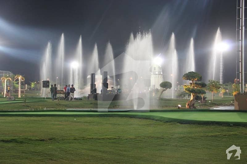 FUTURE INVESTMENT 10 MARLA Residential Plot For Sale In Bahria Town   BLOCK TALHA