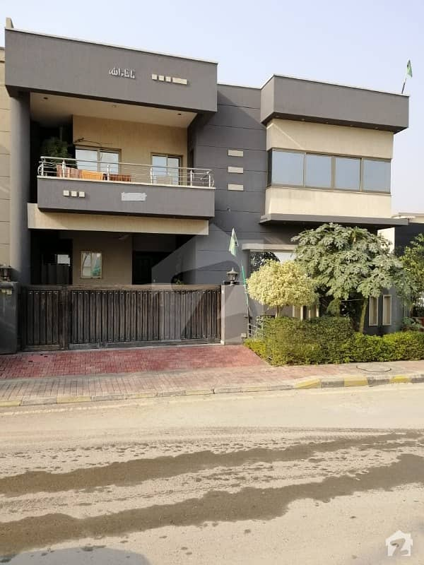 10 Marla Corner 7 Bed Park Side Basement House For Sale In Bahria Town Phase 7 Rawalpindi